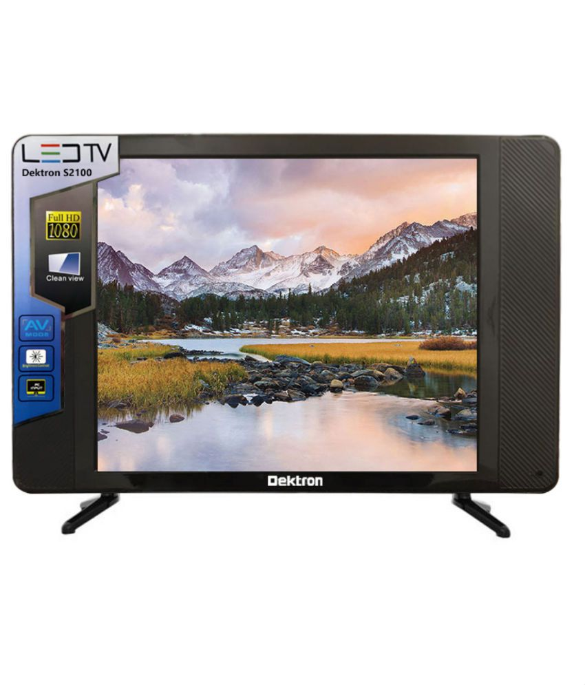 Dektron S2800 60 Cm ( 24 ) Full Hd (fhd) Led Television Snapdeal Rs. 7490.00