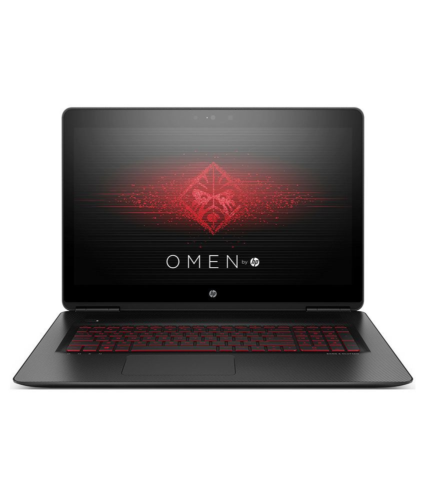 HP Omen AX250TX Notebook Core i7 (7th Generation) 16 GB 39.62cm(15.6) Windows 10 Home without MS Office 4 GB Black