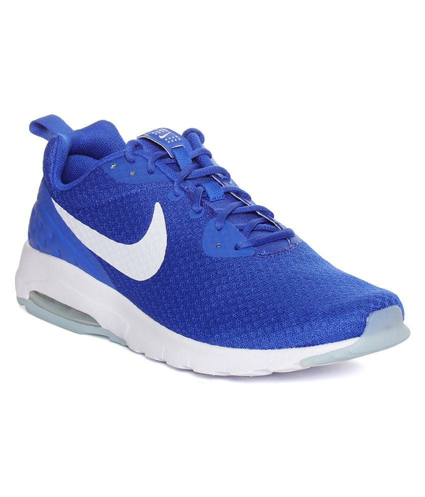 Nike Air Max Motion LW Blue Running Shoes