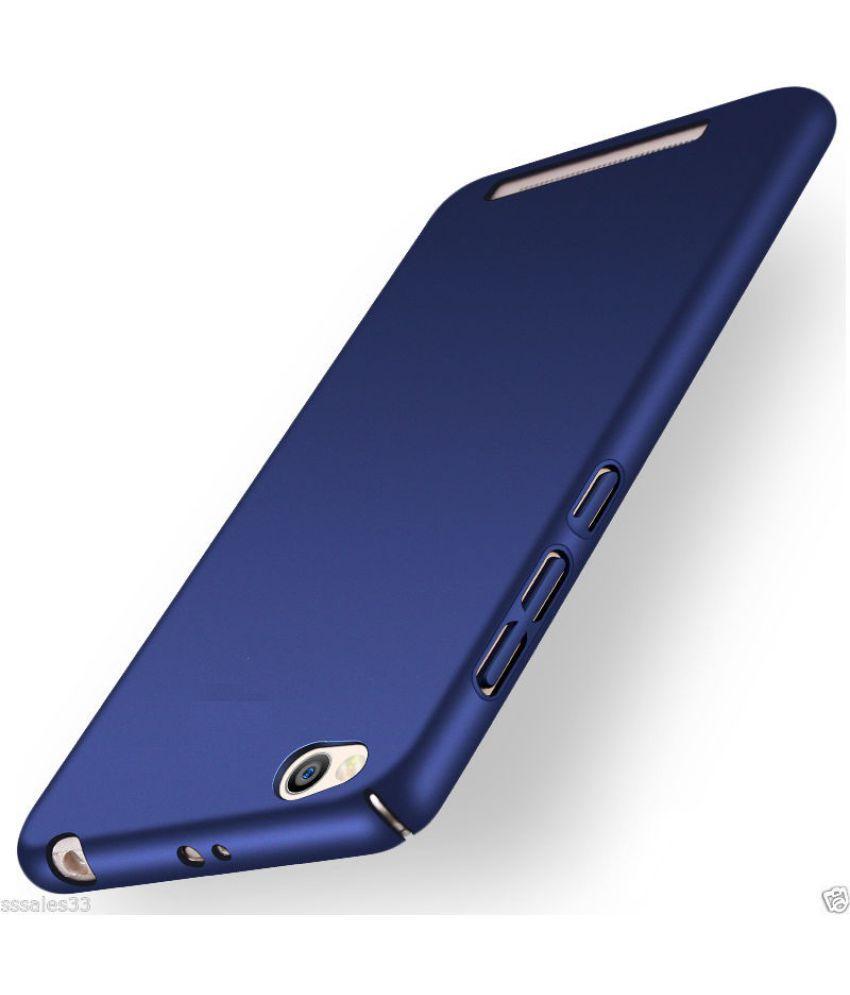 huge discount 75735 c04d8 Xiaomi Redmi 4A Plain Cases PKSTAR - Blue