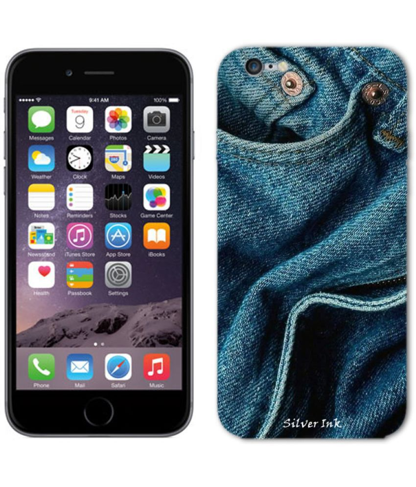 Apple iPhone 6 3D Back Covers By Silver Ink