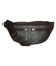 Style 98 Black Waist Bag