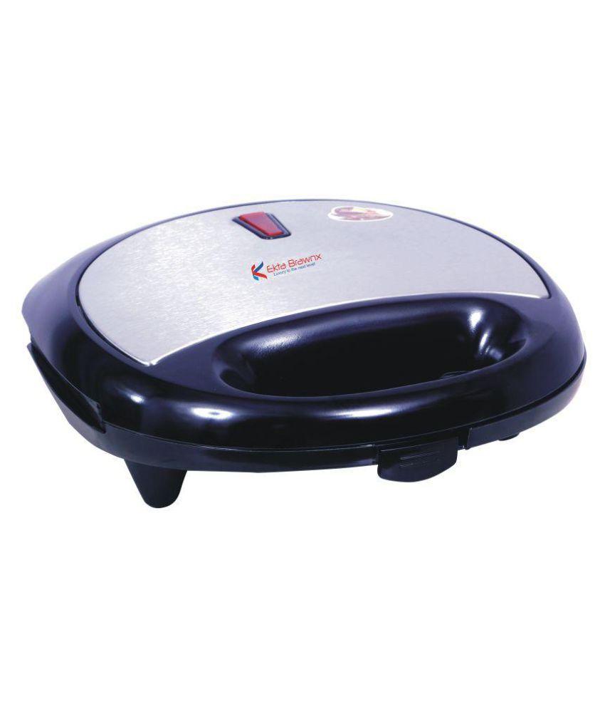 Ekta Brawnx X2-5501T 750 Watts Sandwich Toaster