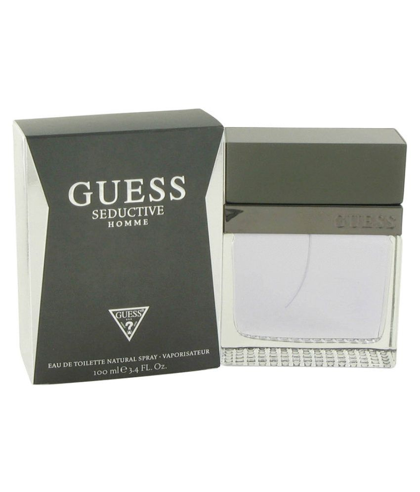 Guess Eau De Toilette Perfume 100ml Buy Online At Best Prices In