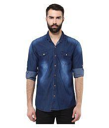 f4cf0433 Denim Shirt: Jeans & Denim Shirts For Men UpTo 77% OFF - Snapdeal.com