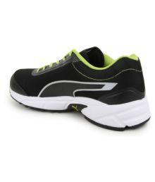 Puma Mens Black Running Shoes