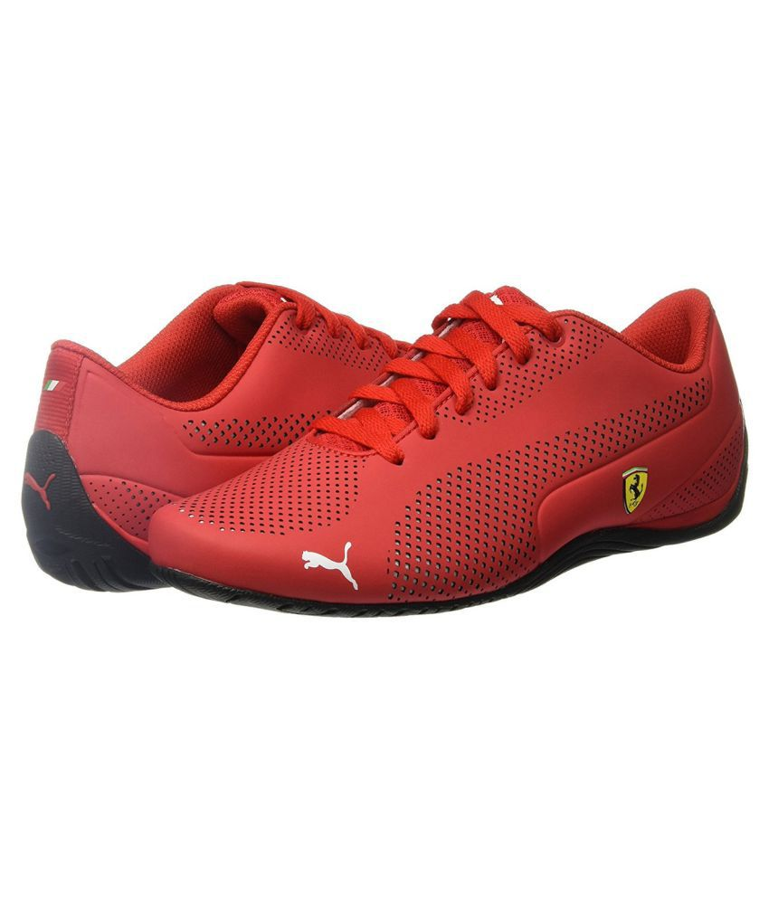 puma ferrari red casual shoes buy puma ferrari red. Black Bedroom Furniture Sets. Home Design Ideas