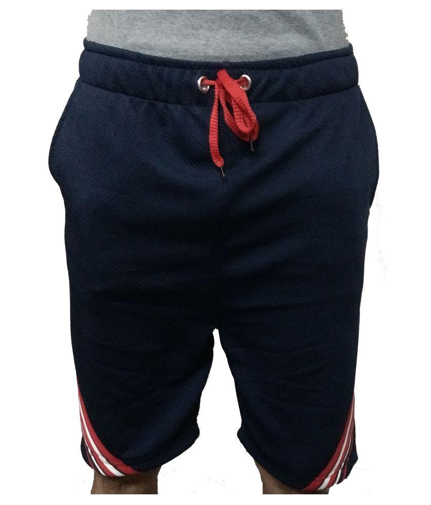 RRC Black Shorts
