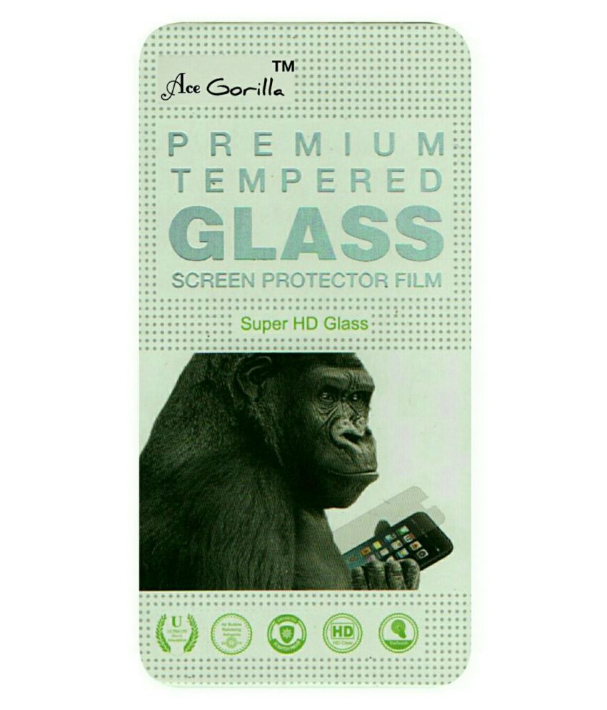 PANASONIC P61 Tempered Glass Screen Guard By Ace Gorilla