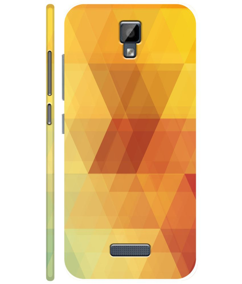 Gionee P7 3D Back Covers By Aman