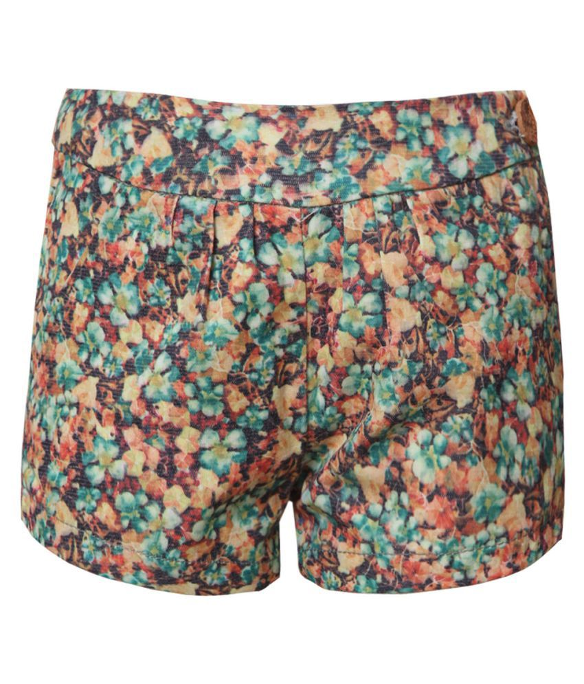 Tales & Stories Multicolor Short