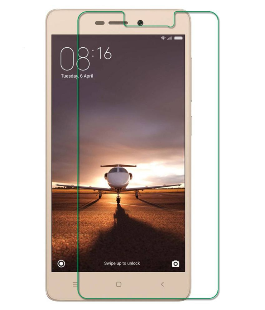 Xiaomi Redmi 3S Tempered Glass Screen Guard By eSmartKart
