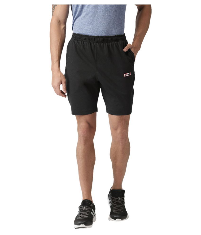 2GO Black Shorts