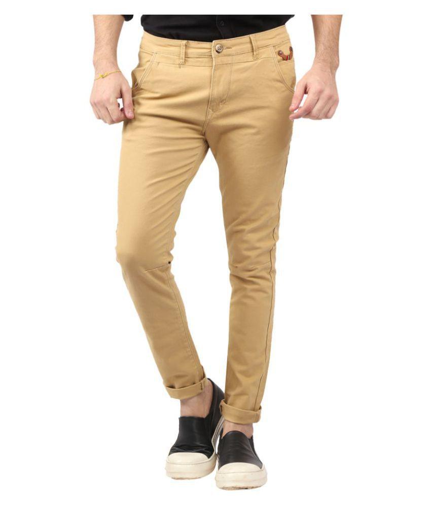 Nostrum Jeans Gold Slim Jeans