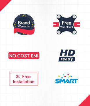 Haier LE32G650A 81 Cm (32) HD Ready Smart LED Television