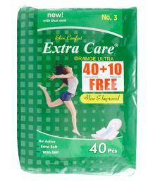 Extra Care Xxl 40 Sanitary Pads