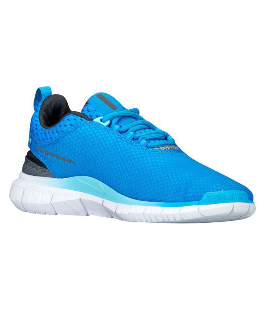 11f120af8624 Nike OG Breeze Blue Running Shoes - Buy Nike OG Breeze Blue Running Shoes  Online at Best Prices in India on Snapdeal