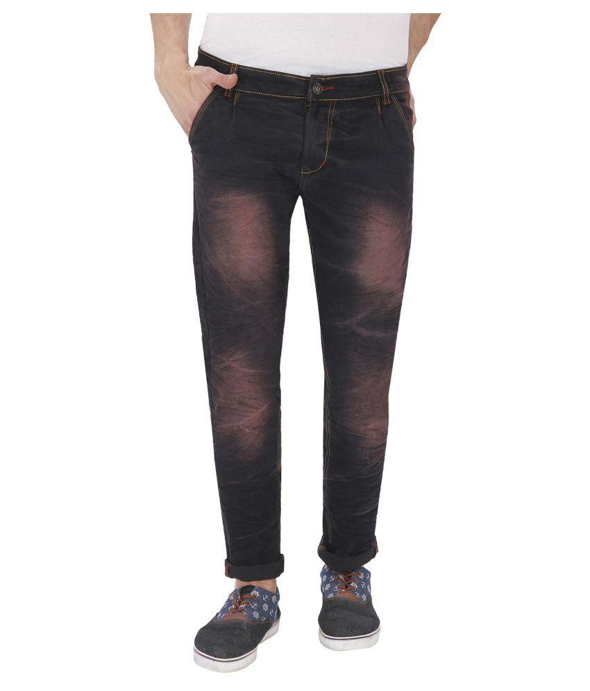 Gradely Black Slim Jeans