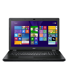 Acer Aspire E5-575-3203 Notebook Core i3 (6th Generation) 4 GB 39.62cm(15.6) Linux BLACK