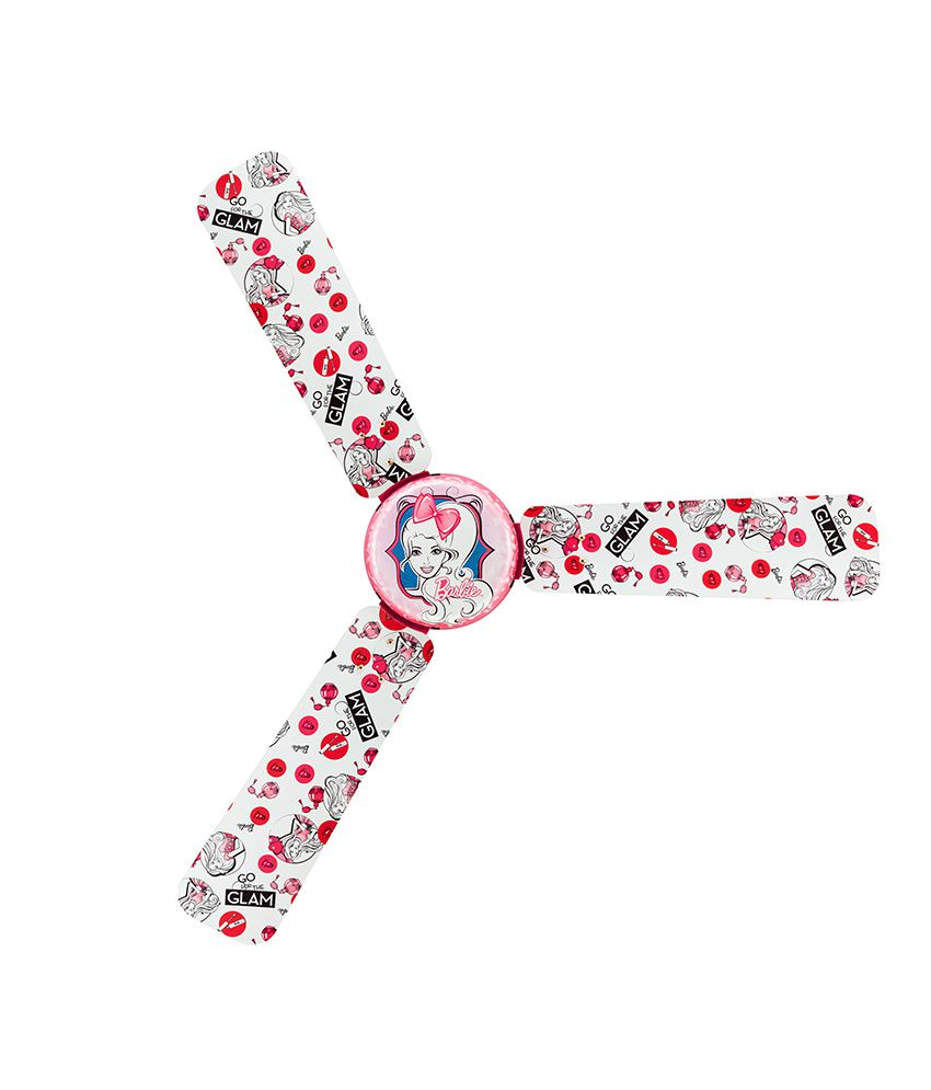 Usha 1200 Mm Kids Glam Barbie Ceiling Fan Price In India
