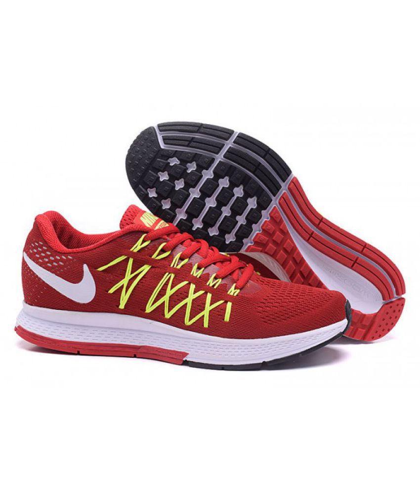 online store 2e372 f9dbc ... Nike Zoom Pegasus 32 Running Shoes Red ...