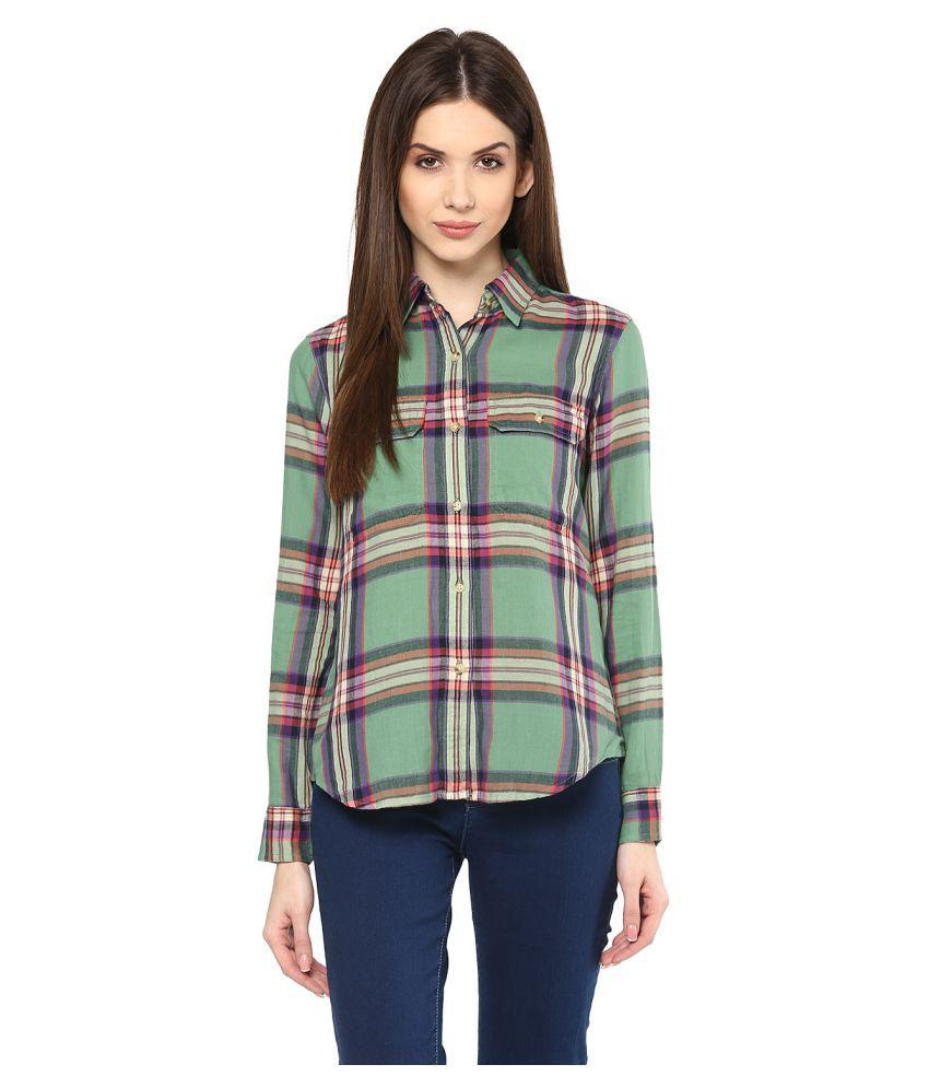 Mayra Cotton Shirt