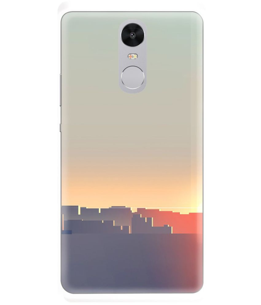 Xiaomi Redmi Note 4 Printed Cover By Knotyy
