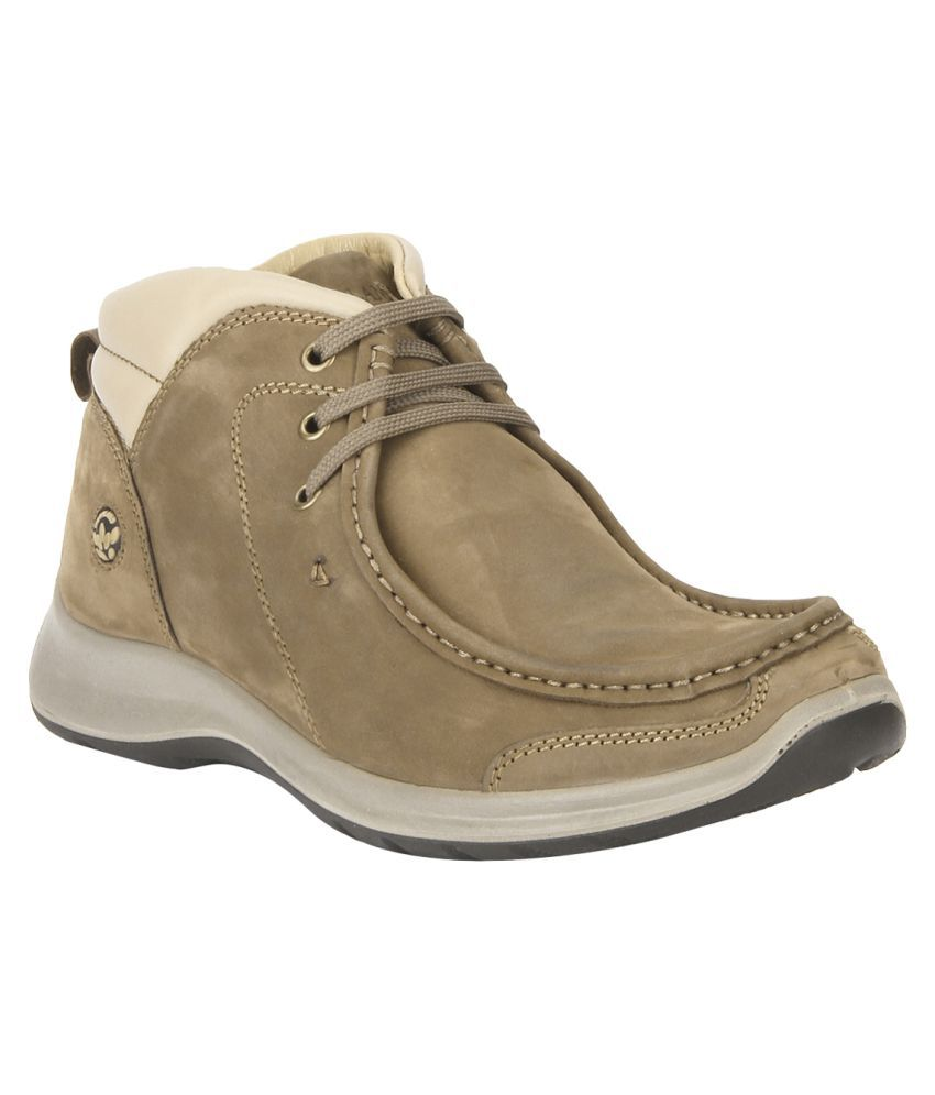 Woodland Tobacco Formal Boot