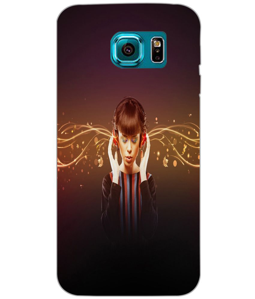 Samsung Galaxy S6 Printed Cover By PRINTSWAG