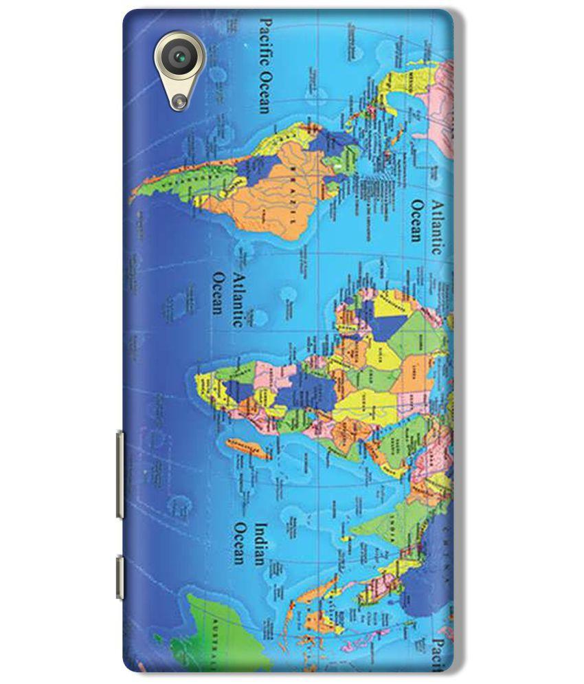 Sony Xperia X Printed Cover By ZAPCASE