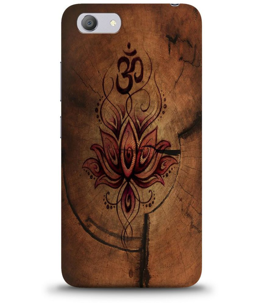 Vivo Y53 Printed Cover By Knotyy