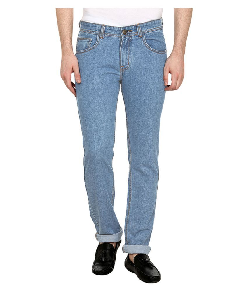 X-Cross Blue Slim Jeans