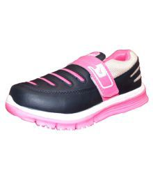 Orbit Navy Training Shoes