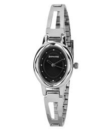 Sonata Silver Analog Watch For Women