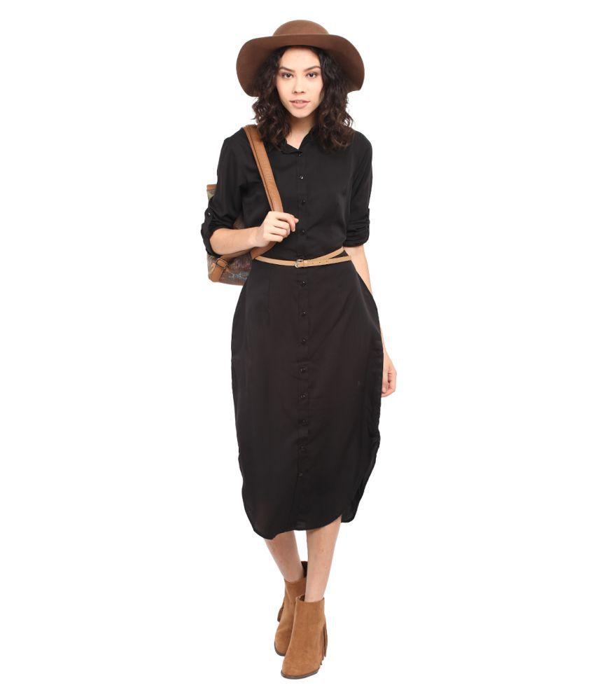 Lucero Crepe Dresses