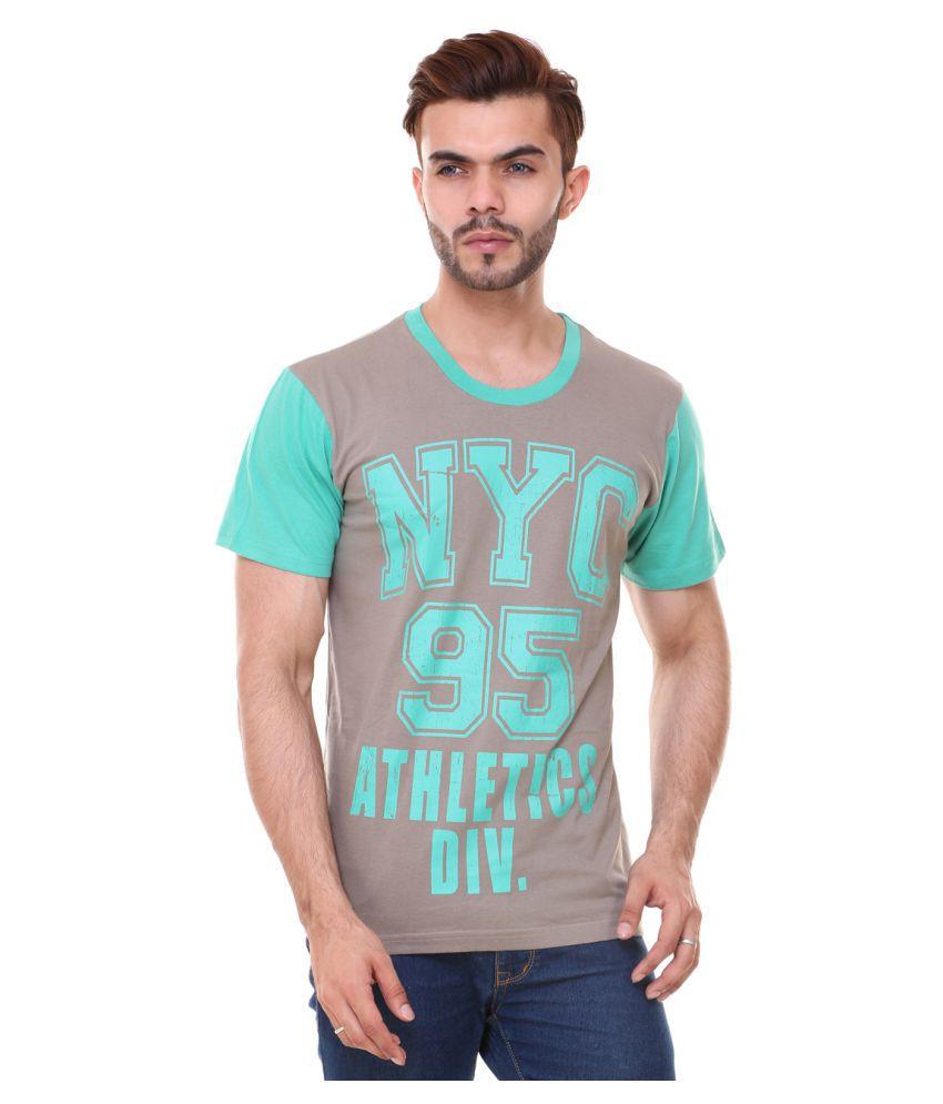 Zarkons Grey Round T-Shirt