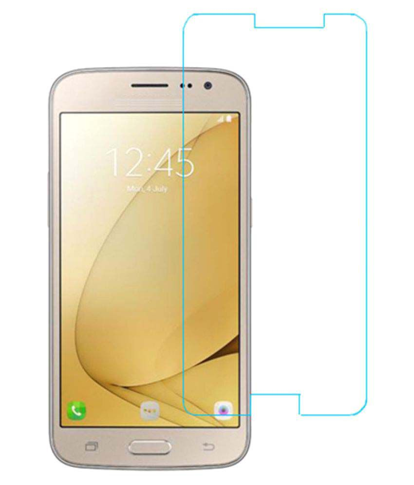 Micromax Bolt Q332 Tempered Glass Screen Guard By Lomoza