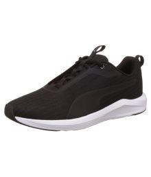 Puma Black Training Shoes