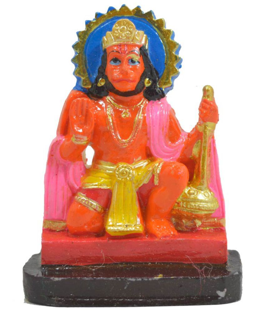 Crafts For You Hanuman Polyresin Idol