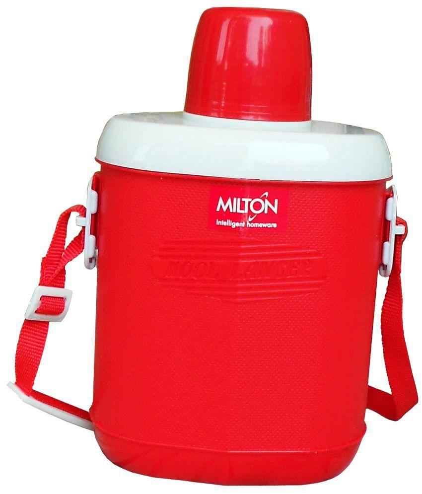 Milton Kool Lancer 2000 Red 2000 ml School bottle Set of 1