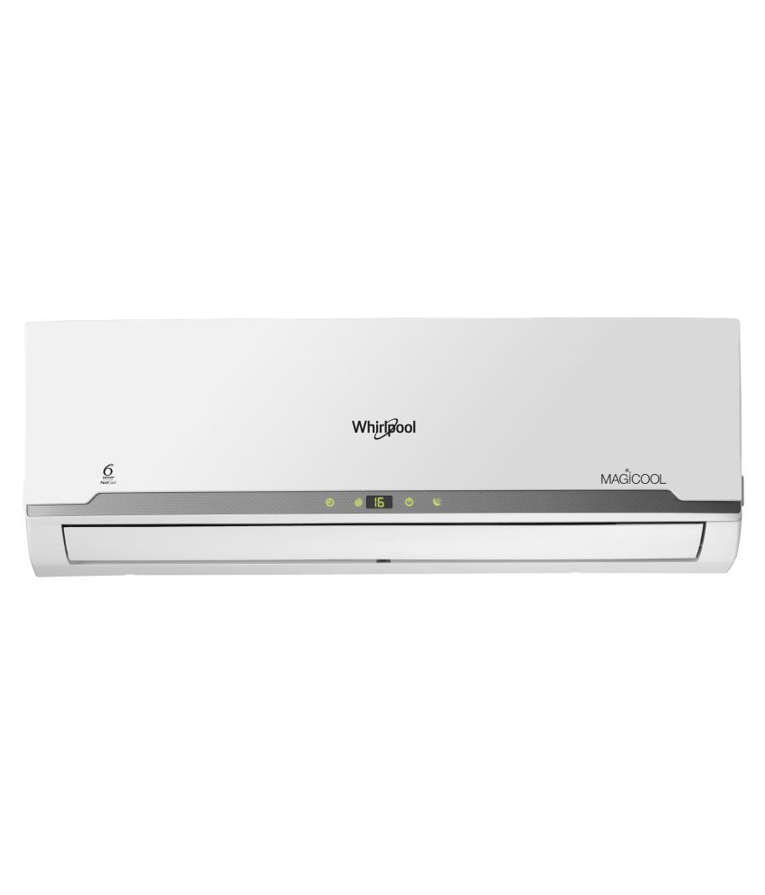 Whirlpool 1.5 Ton 3 Star Magicool Royal Copr Split Air Conditioner Snapdeal Rs. 27851.00