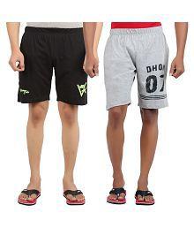 Utopian Club Multi Shorts