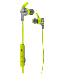 Monster Isport On Ear Wired Headphones With Mic