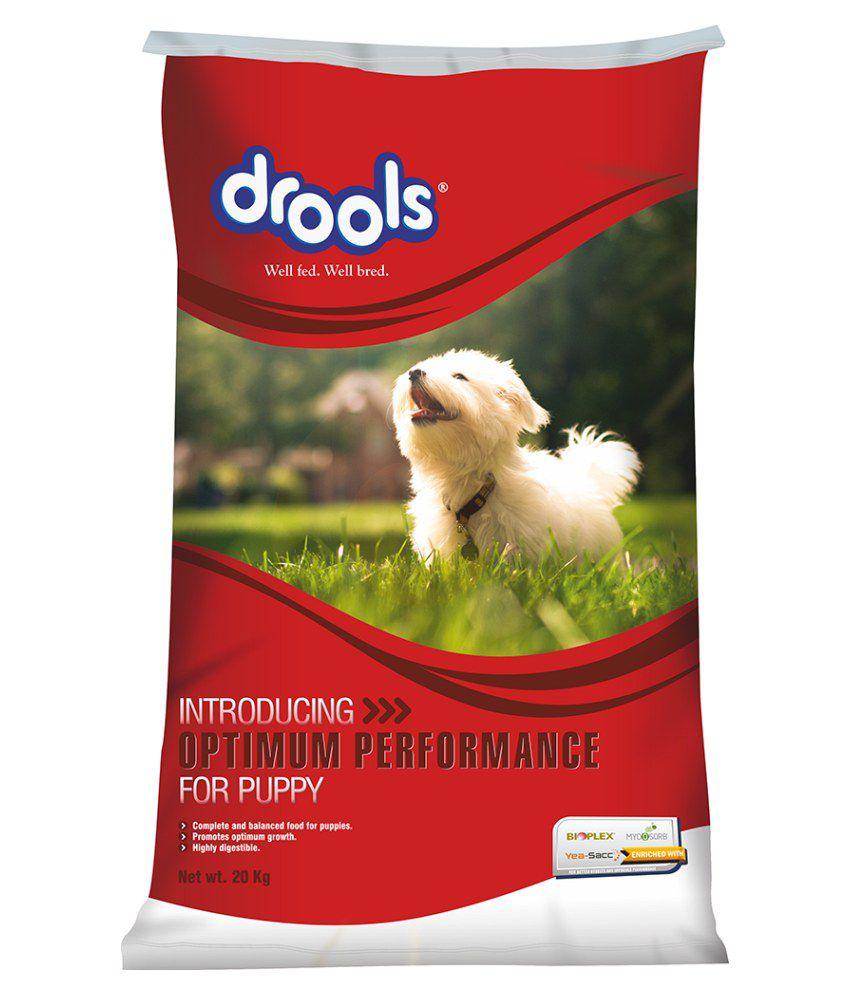 Optimum Dog Food Kg
