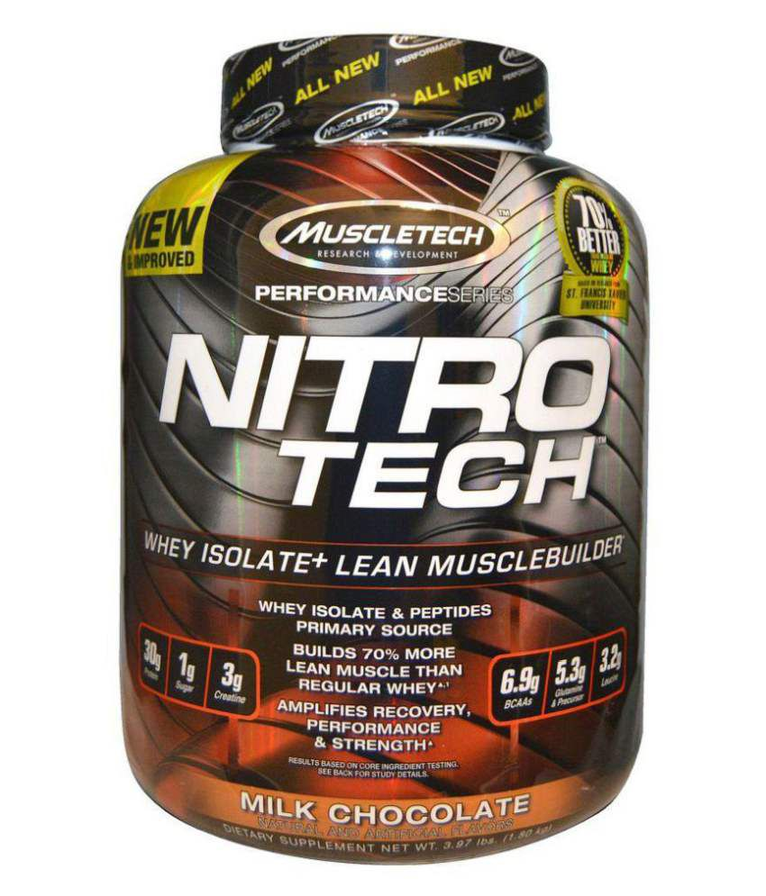 Muscletech Nitrotech 3.97 LB
