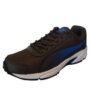 Puma Nimbus Idp Black Running Shoes