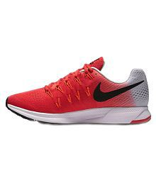 Quick View. Nike Zoom Pegasus 33 Red Running Shoes