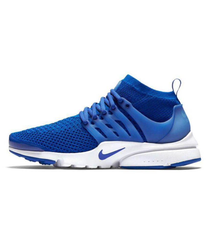 4344f9344fd6 Nike Air Blue Running Shoes - Buy Nike Air Blue Running Shoes Online ...