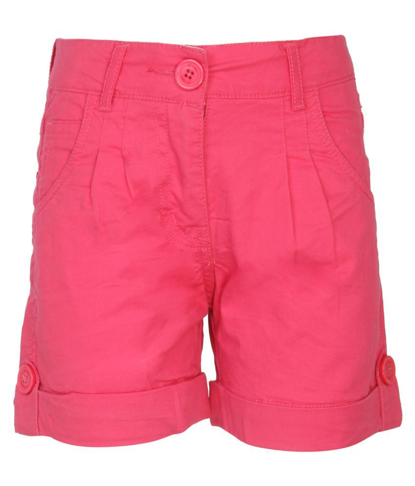 612 League Red Bermudas