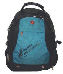Camel Mountain Blue Laptop Bags